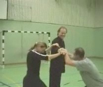 Unbendable Arm of Sifu Andrew Barnett