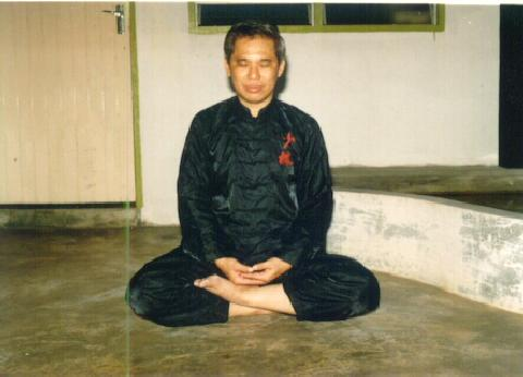 Zen, sitting meditation