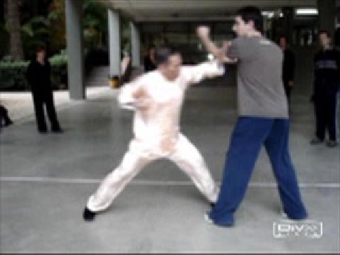 Shaolin against Boxing