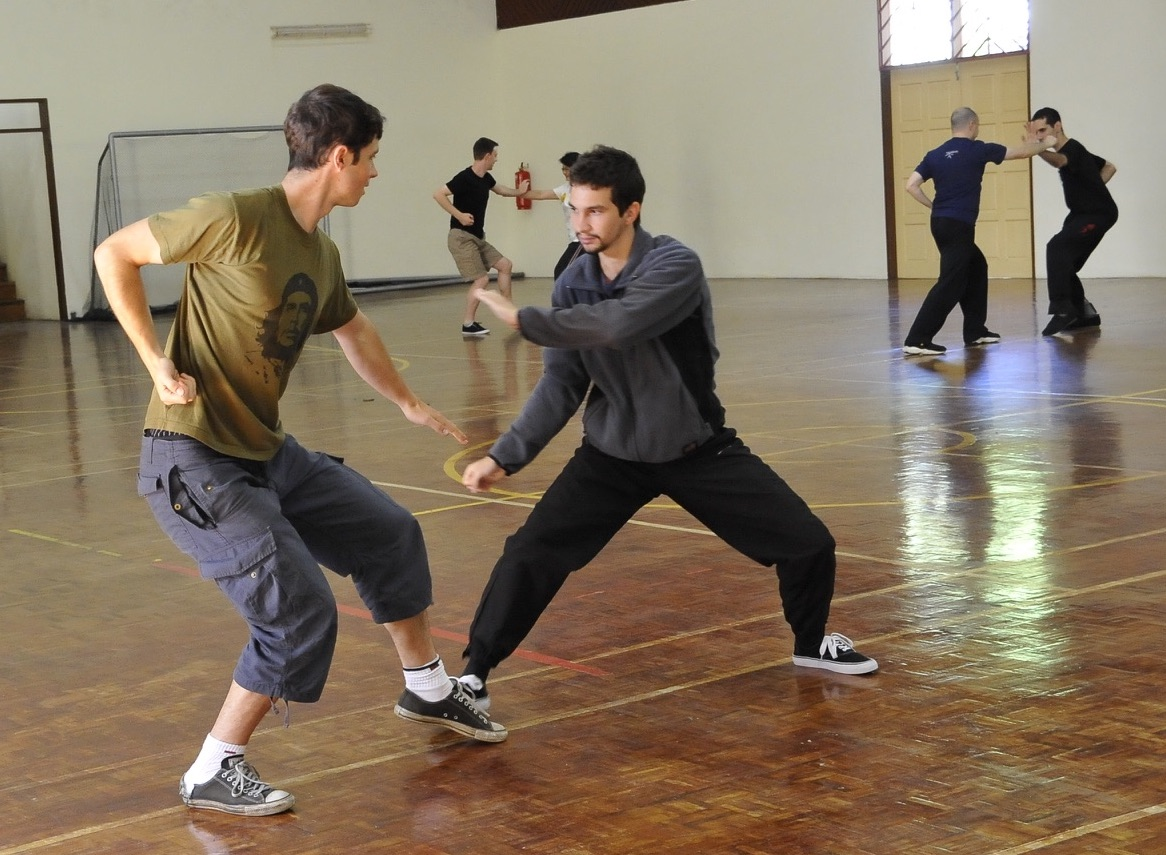 An Intensive Shaolin Kungfu Course in Sabah
