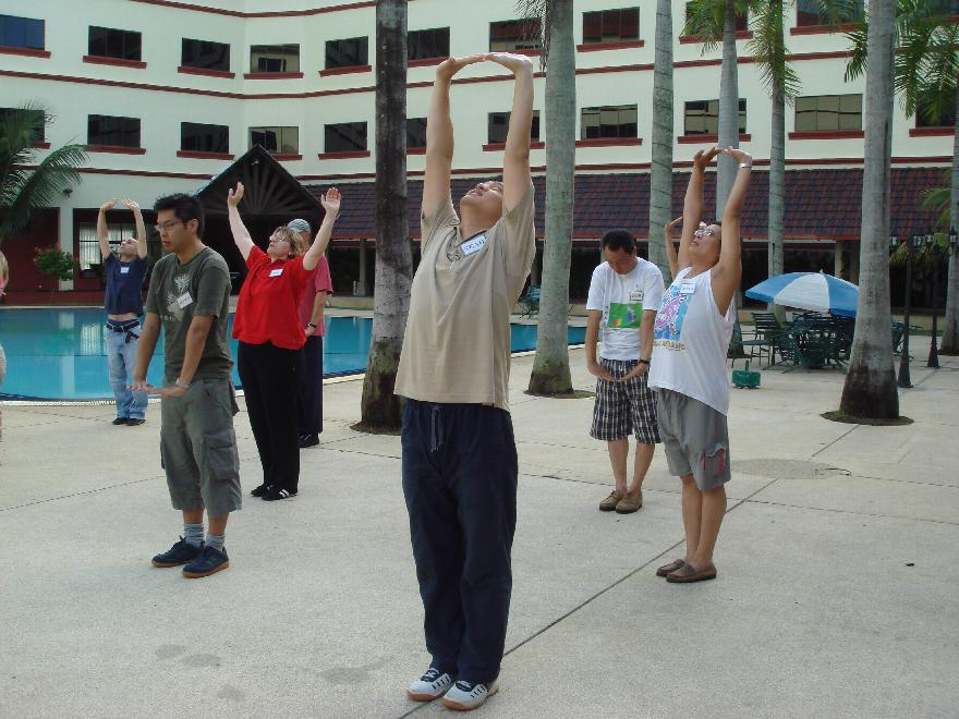 Intensive Chi Kung Course