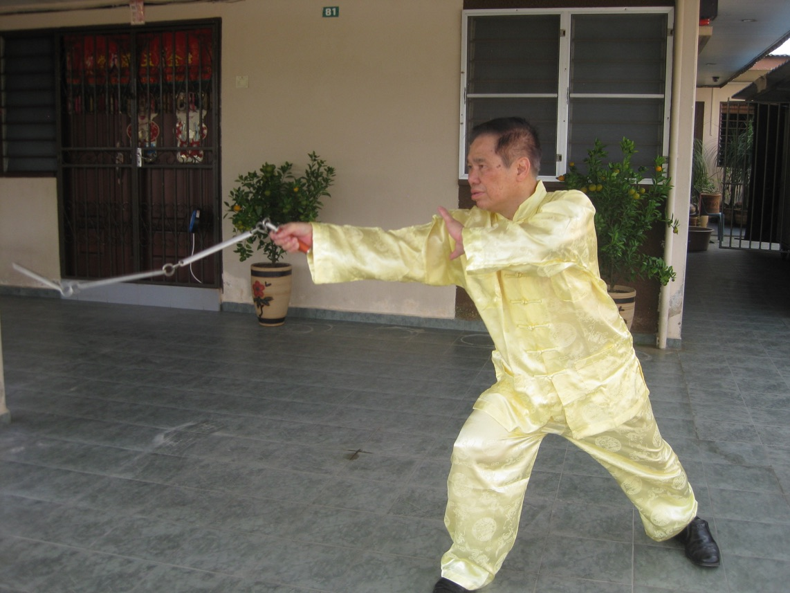 10 Questions and Answers on Kungfu Weapons -- Part 1