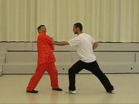 Shaolin-Taijiquan against Other Martial Arts