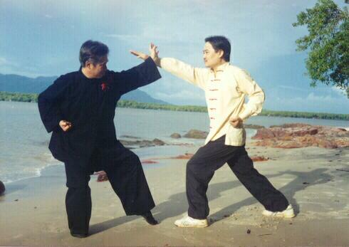 Application of Shaolin Kungfu