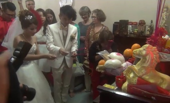 Chun Yian's Wedding