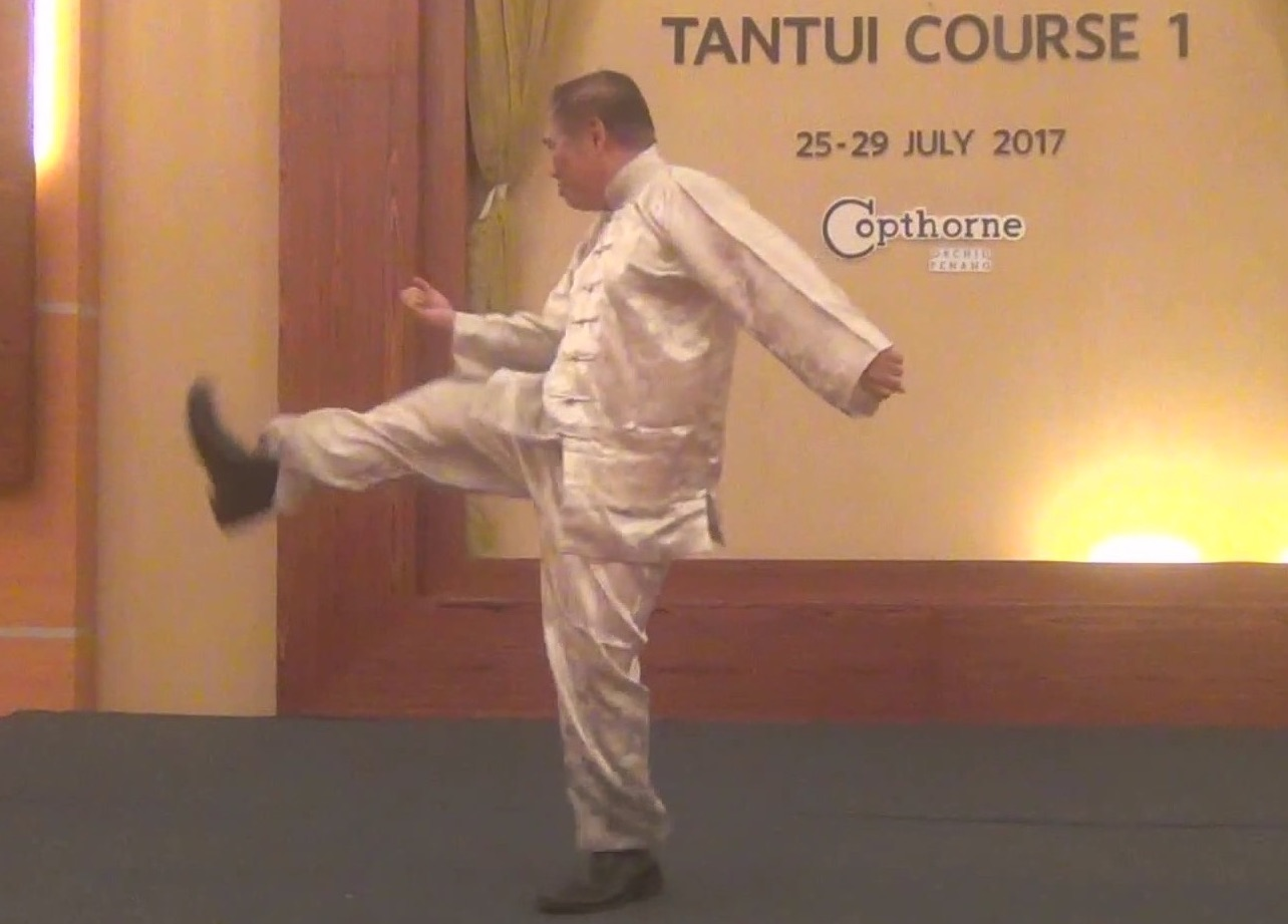 Special Tantui Course (1) Penang 2017