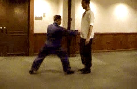 Shaolin Kung Combat Application