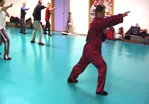 Taijiquan Four-Attack Set