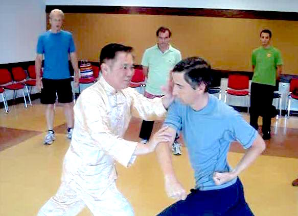 Taijiquan against Other Martial Arts