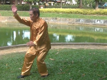 Xingyiquan 12 Animal-Form Continuous Fist