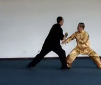 Counters against Grips in Taijiquan